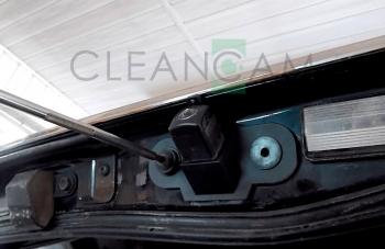 Омыватель камеры заднего вида Toyota Land Cruiser200