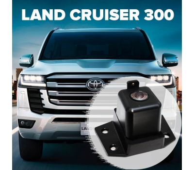 Омыватель камеры переднего вида для Land Cruiser 300 2021- (3494)