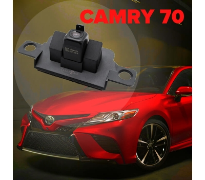 Омыватель камеры заднего вида для Toyota Camry 70 2017-2021 (3060) [модель без системы кругового обзора]