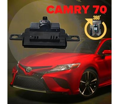 Омыватель камеры заднего вида для Toyota Camry XV70 2017-2021 (3443) [модель c системой кругового обзора]