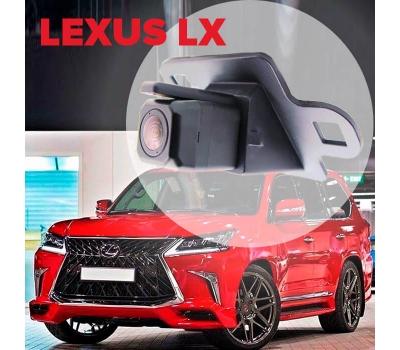 Омыватель камеры заднего вида Lexus LX 2015-2020 (2945)