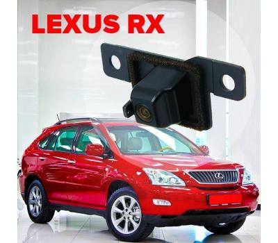 Омыватель камеры заднего вида для Lexus RX 2006-2008 (3013)