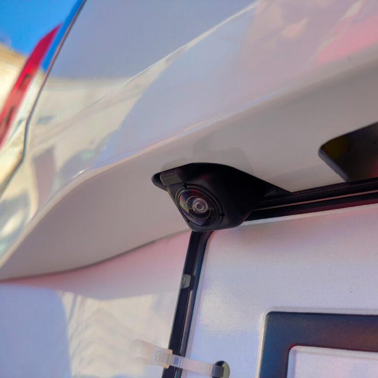 Омыватель камеры заднего вида Mitsubishi Outlander 3