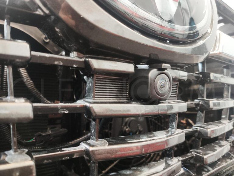 Омыватель фронтальной камеры Land Cruiser 200