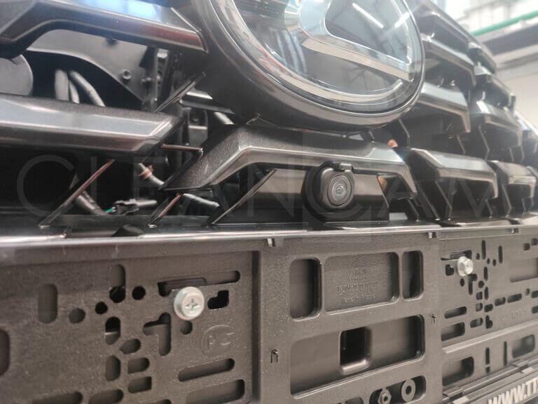 Омыватель камеры переднего вида Lexus LX