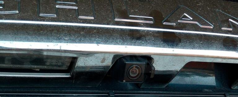 Омыватель камеры заднего вида Toyota Highlander II (U40)