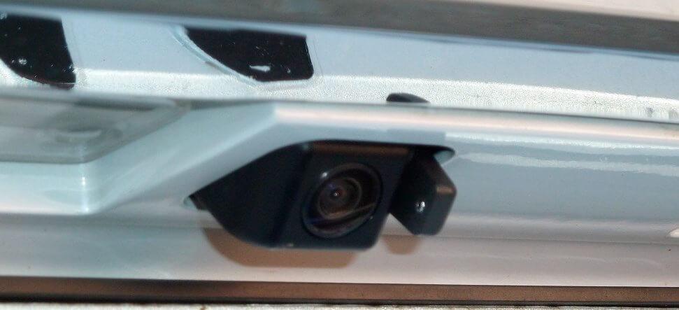 омыватель камеры заднего вида Lexus GX