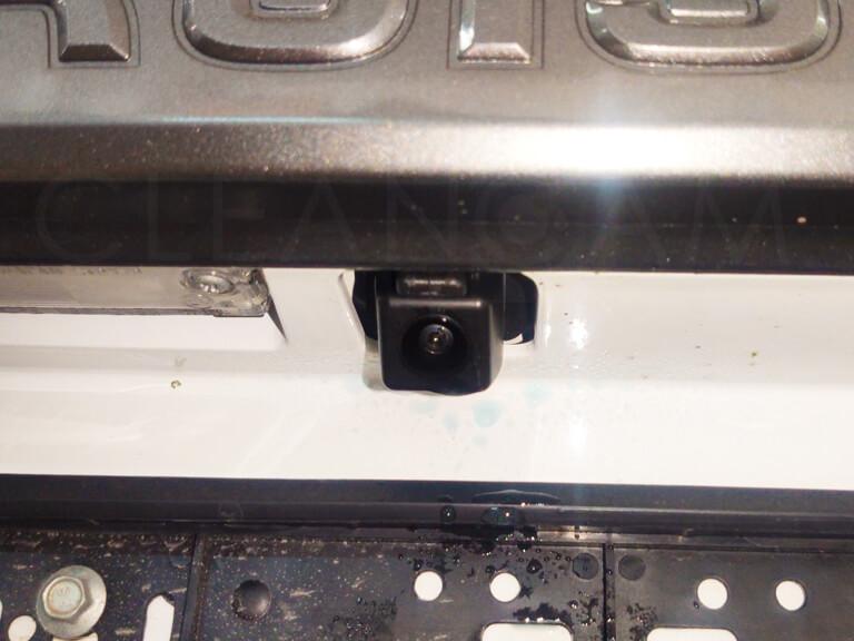 Омыватель камеры заднего вида Prado 150
