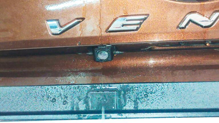 Омыватель камеры заднего вида Toyota Venza