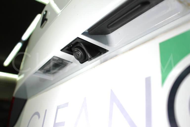 Омыватель камеры заднего вида Lada Vesta SW (CROSS)
